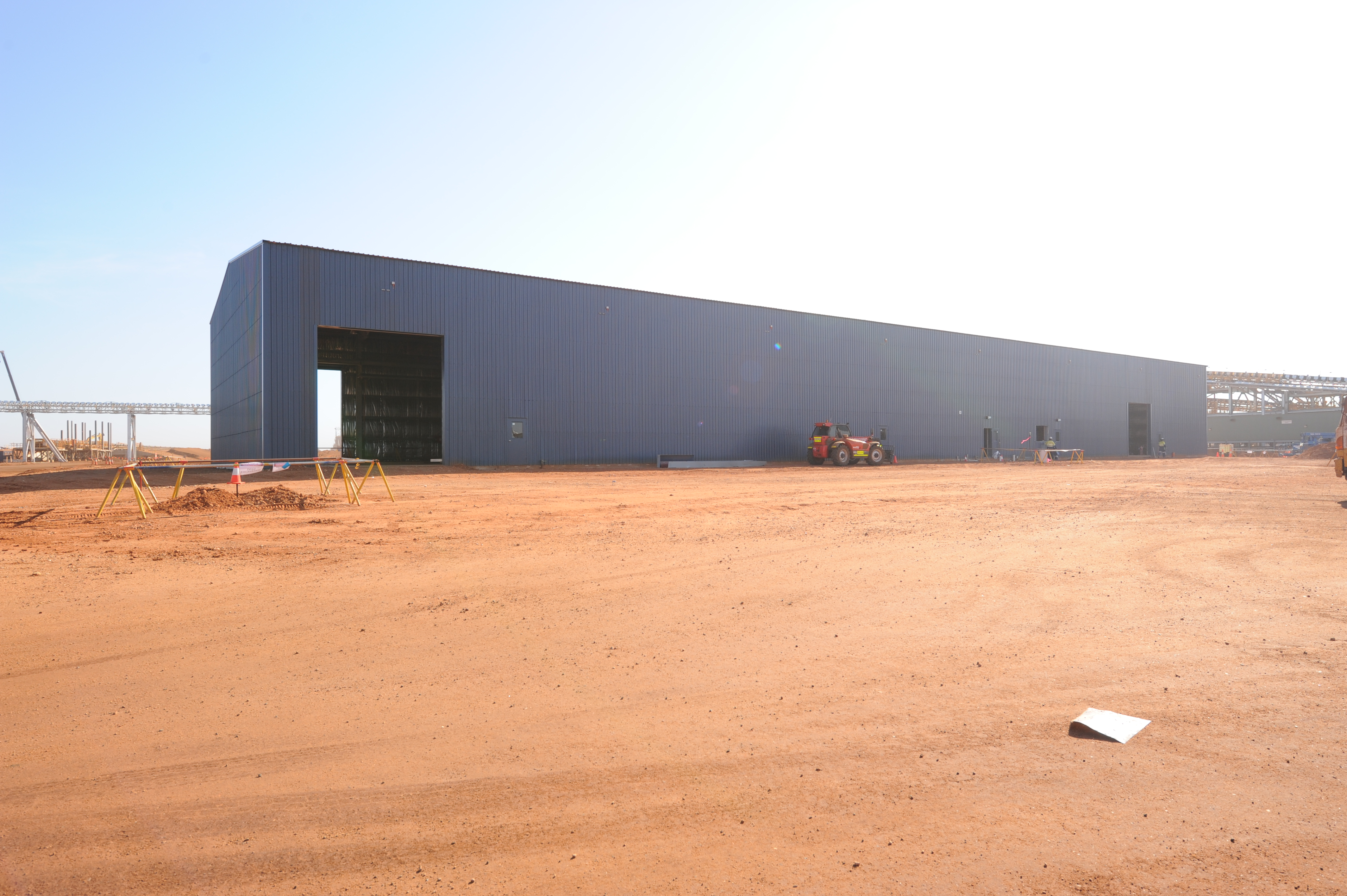 Fmg Anderson Point Port Hedland Expansion Project Nwsm